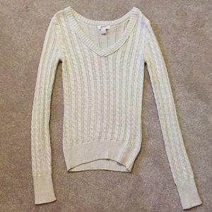 Arizona brand tan sweater